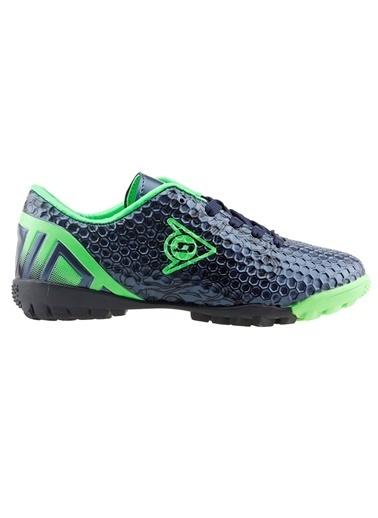 Dunlop Dunlop 111118HF Halı Saha Erkek Çocuk Futbol Ayakkabısı Lacivert